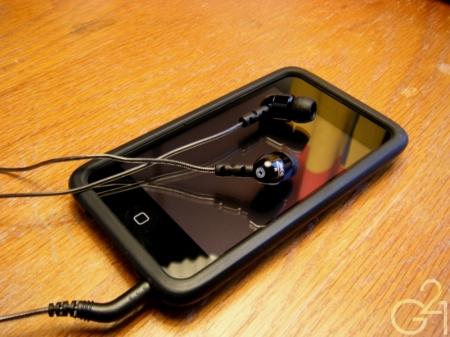 M9P on iPod